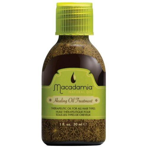 Macadamia Natural Oil Уход восстанавливающий с маслом арганы и макадамии для волос и кожи головы, 30 мл недорого