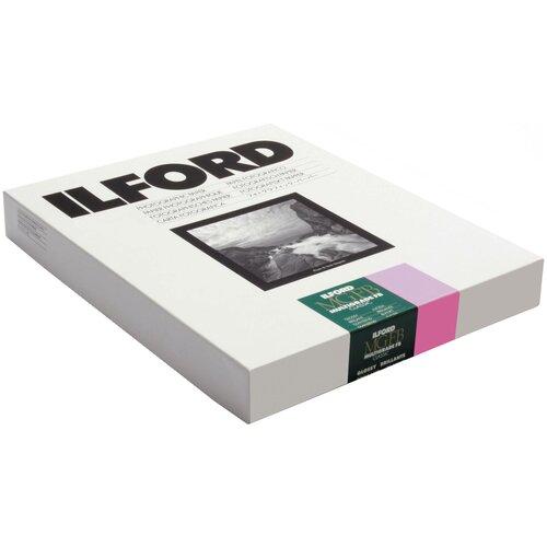 Фото - Бумага глянцевая Ilford Multigrade FB Classic 17.8 x 24 см, 25 листов фотобумага ilford multigrade rc deluxe 24 x 30 5 см перламутровая 10 л