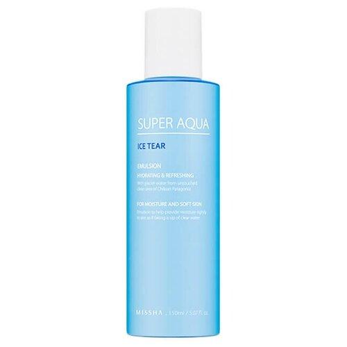 Missha Super Aqua Ice Tear Emulsion Увлажняющая эмульсия для лица, 150 мл