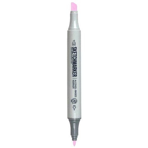 SketchMarker Маркер на спиртовой основе V104 pink lavender sketchmarker маркер на спиртовой основе v111 steel pink