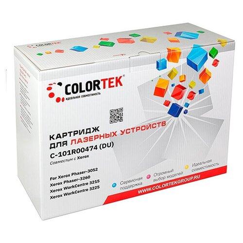 Фото - Картридж Colortek Xerox 101R00474 (DU) 3052/3260 WC 3215/3225 (10k) барабан nv print 101r00474 du для xerox phaser 3052 3260 workcentre 3215 3225 10000k