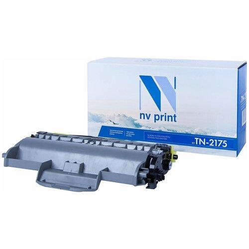 Фото - Картридж NV Print TN-2175T для Brother, совместимый картридж nv print tn 213 black