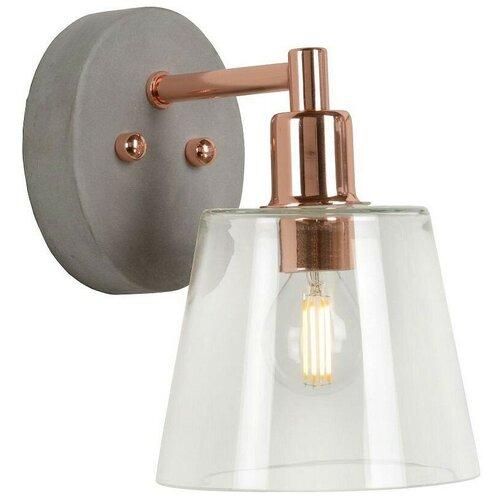 Настенный светильник Lucide Vitri 71265/01/17, 40 Вт настенный светильник lucide xera 23253 01 31 25 вт