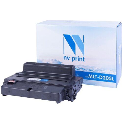 Фото - Картридж NV Print MLT-D205L для samsung, совместимый nv print nv mlt d203u для samsung proxpress m4020nd m4070fr 15000k