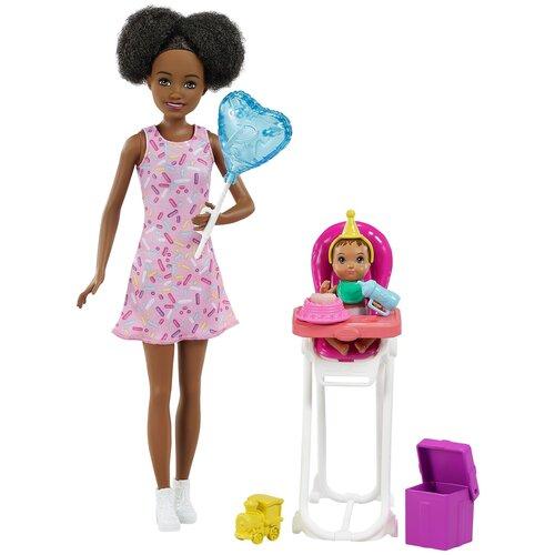 Набор игровой Barbie Няня Скиппер Кормление 4, GRP41