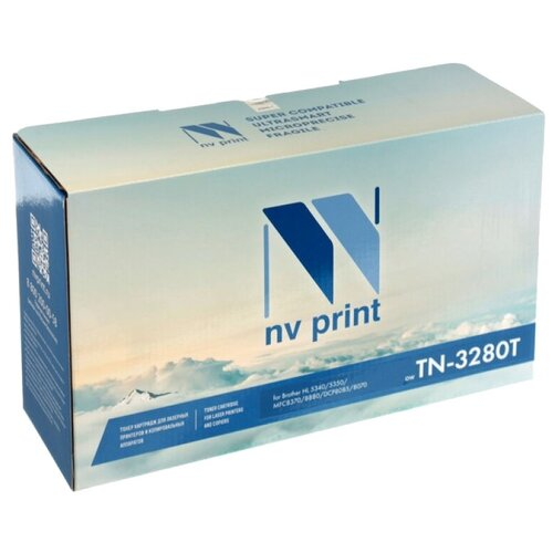 Картридж NV Print TN-3280T для Brother совместимый