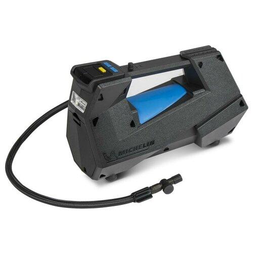 Автомобильный компрессор MICHELIN 12310 черный/синий