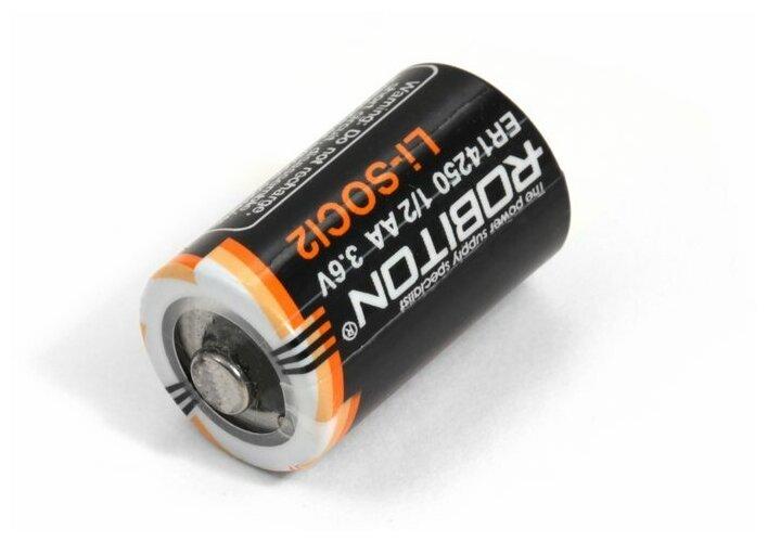 Батарейка Robiton ER14250 (1/2AA) 3,6V — купить по выгодной цене на Яндекс.Маркете