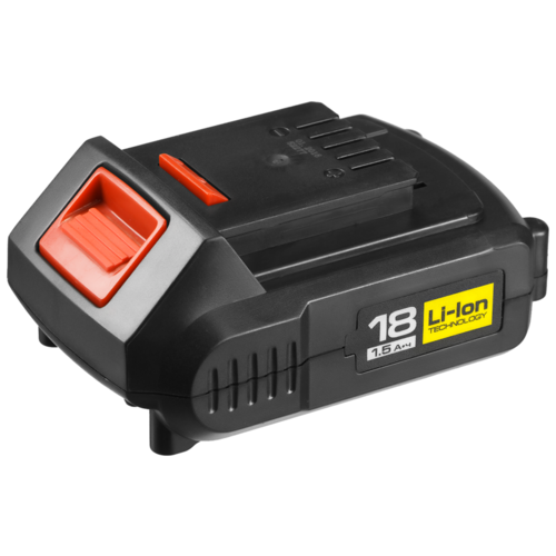 Аккумулятор ЗУБР АКБ-18-Ли 15М4 Li-Ion 18 В 1.5 А·ч недорого