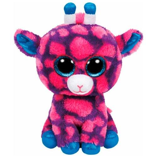 Мягкая игрушка TY Beanie boos Жираф Sky high 15 см
