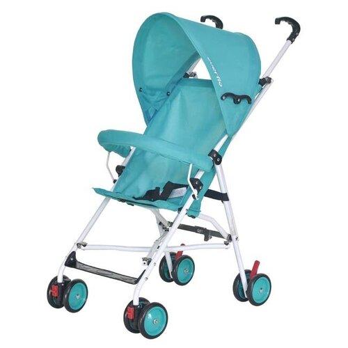 Фото - Прогулочная коляска everflo E-100 Simple, blue прогулочная коляска everflo easy guard jeans