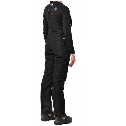 Горнолыжные брюки женские AZIMUTH 7150-1 БР (Черный/52)