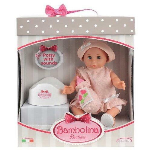 Фото - Кукла DIMIAN Bambolina Boutique с аксессуарами, 36 см dimian