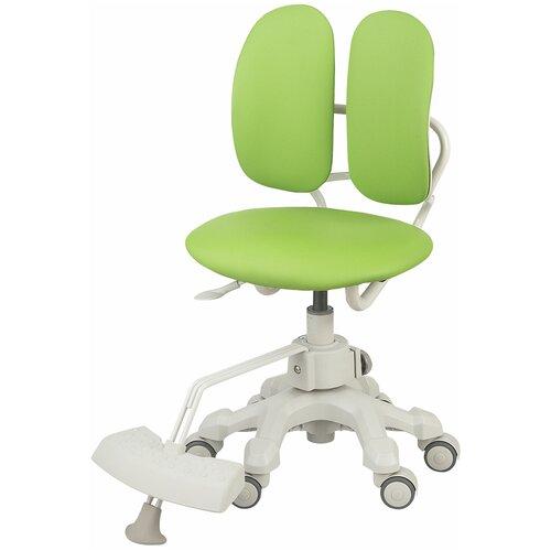 компьютерное кресло duorest kids max детское обивка искусственная кожа цвет светло зеленый Компьютерное кресло DUOREST Kids DR-289SG детское, обивка: искусственная кожа, цвет: зеленый