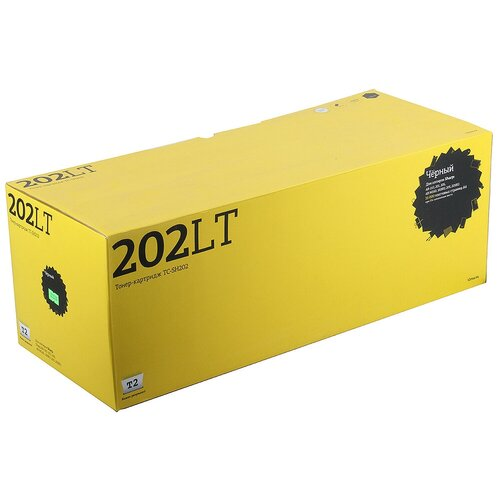 Фото - Картридж T2 TC-SH202, совместимый картридж t2 tc h410x совместимый