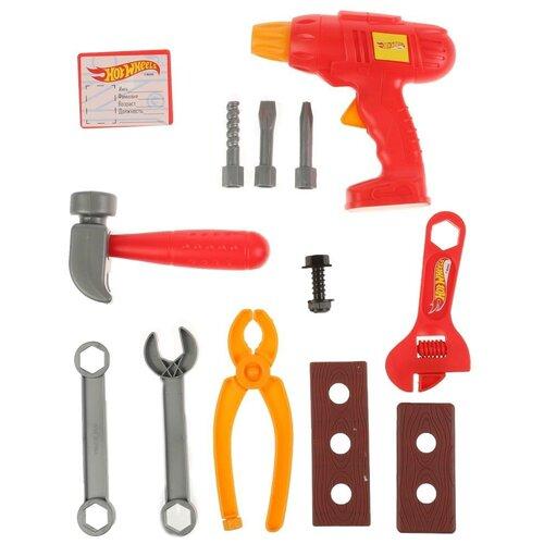 Набор строительных инструментов Шуруповерт, Играем вместе