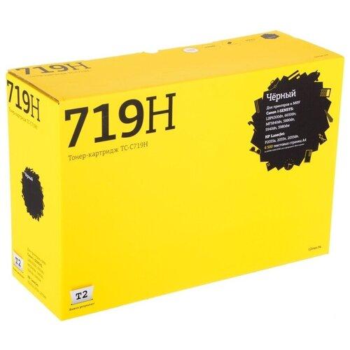Фото - Картридж T2 TC-C719H, совместимый картридж t2 tc hcf411x совместимый