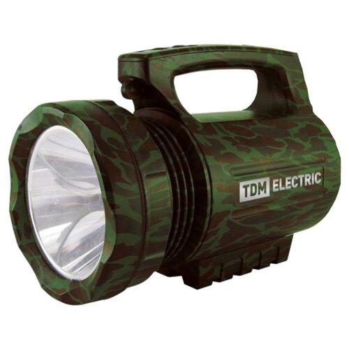 Ручной фонарь TDM ЕLECTRIC Тактика 3 TDM SQ0350-0052 камуфляж waves platinum tdm bundle tdm