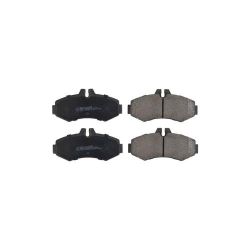 LYNXauto BD5339 (0004214110 / 0034200120 / 0034205420) комплект тормозных колодок, дисковый тормоз