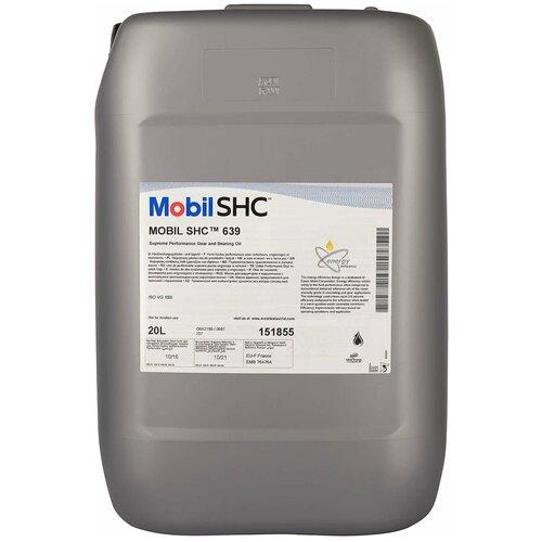 Циркуляционное масло MOBIL SHC 639 20 л