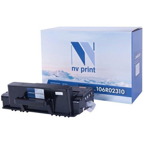 Фото - Картридж NV Print 106R02310 для Xerox, совместимый картридж nv print 106r02310 для xerox wc 3315 3325 5000стр черный