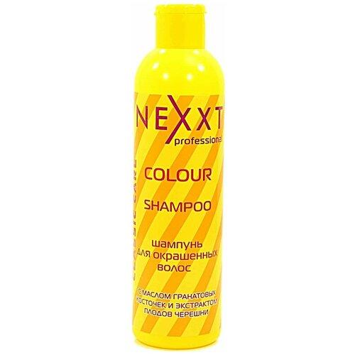 Фото - Nexprof шампунь Professional Classic Сare Colour для окрашенных волос, 250 мл nexprof шампунь пилинг professional classic сare cleansing relax для очищения и релакса волос 250 мл