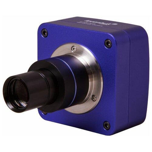 Фото - Камера цифровая LEVENHUK M1400 PLUS 70359 синий/черный камера цифровая levenhuk t300 plus 70361