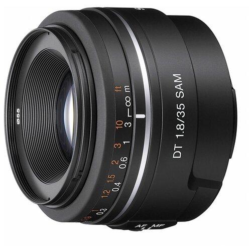 Объектив Sony DT 35mm f/1.8 SAM (SAL-35F18)