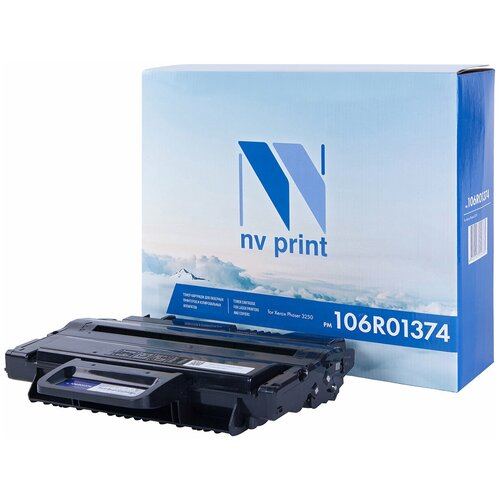 Фото - Картридж NV Print 106R01374 для Xerox, совместимый картридж nv print 106r02306 для xerox совместимый