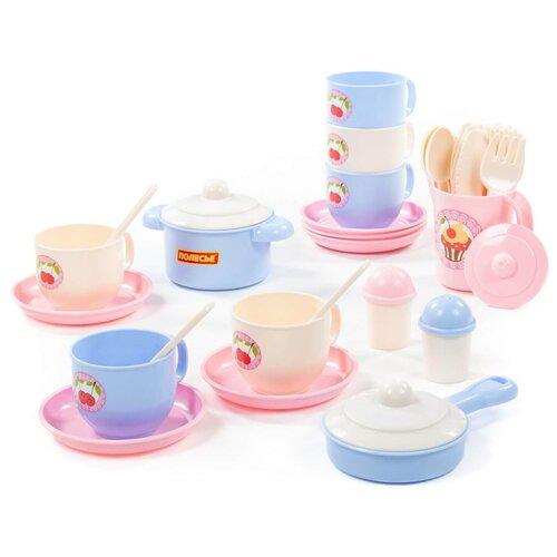 Набор посуды Полесье Набор детской посуды