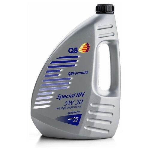 Синтетическое моторное масло Q8 Formula Special RN 5W-30, 4 л