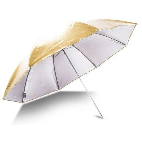 Фото - Зонт Ditech UB33WG 33(84 см) white/gold зонт fancier со сменными поверхностями ur05 84 см 33