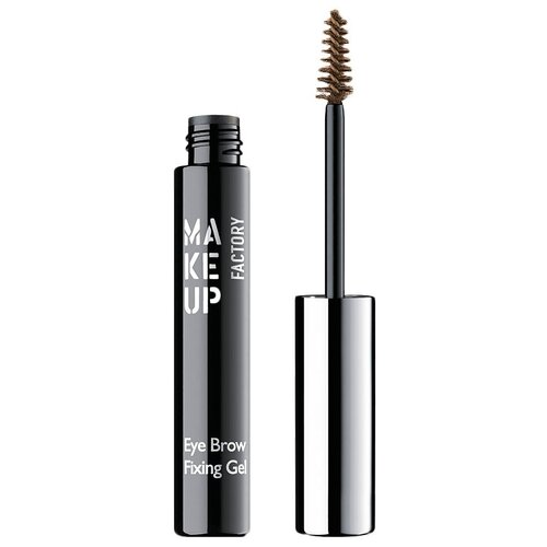 Make up Factory Гель для бровей Eye Brow Fixing Gel 06, light brown make up factory консилер light