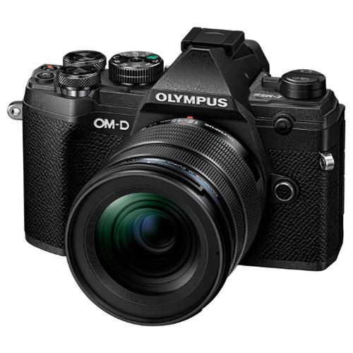 Фото - Фотоаппарат Olympus OM-D E-M5 Mark III Kit черный M.Zuiko Digital 12-45mm F/4 фотоаппарат olympus om d e m5 mark iii kit серебристый m zuiko digital 12 40mm f 2 8