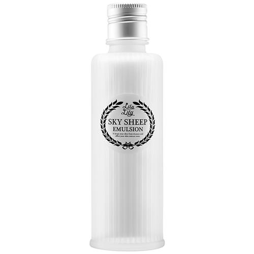 Konad LILA LILY Sky Sheep Emulsion Эмульсия для лица на основе овечьего молока для сияния и защиты кожи, 120 мл