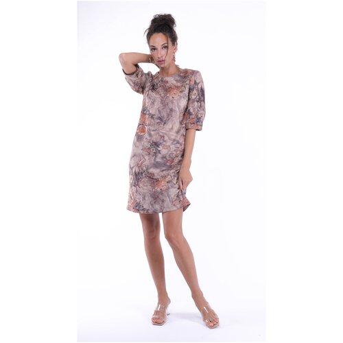 платье noisy may 27006197 женское цвет мультиколор mandarin red полоски р р 44 s Женское платье Gabriela 5356 р.44