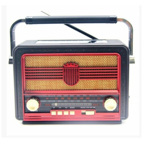 Радиоприемник / Радиоприемник переносной / Ретро приемник / Радиоприемник Bluetooth