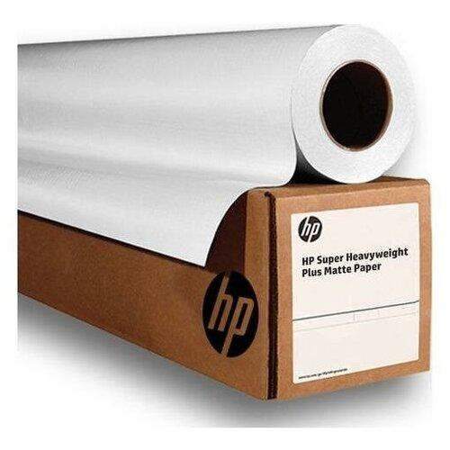 Фото - HP Q6627B Бумага с покрытием для плоттера матовая особоплотная, рулон A0 36 914 мм x 30.5 м, 200 г/м2, Super Heavyweight Plus Matte Paper, втулка 2 50.8 мм, для водорастворимых и пигментных чернил hp c2t53a полипропилен для плоттера матовый рулон a0 36 914 мм x 23 м 140 г м2 everyday matte polypropylene втулка 2 50 8 мм для водорастворимых и пигментных чернил [q