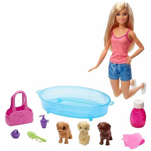Барби Купание щенков