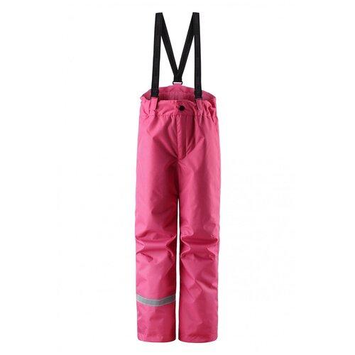 Купить Брюки Taila 722733-4630 Lassie, Размер 140, Цвет 4630-ярко-розовый, Полукомбинезоны и брюки