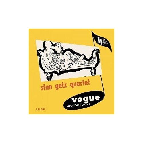 Фото - Виниловые пластинки, Sony Music, STAN GETZ - Stan Getz Quartet (LP) stan getz charlie byrd stan getz charlie byrd jazz samba