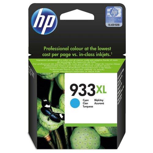 Фото - Картридж струйный HP 933XL CN054AE гол. пов.емк. для OJ 6600/6700 картридж ориг hp cn054ae 933xl голубой для officejet 6100 6600 6700 825стр цена за штуку 176373