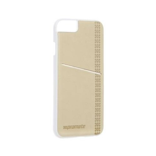 Promate Накладка Promate Slit-i6P для iPhone 6 Plus кремовый