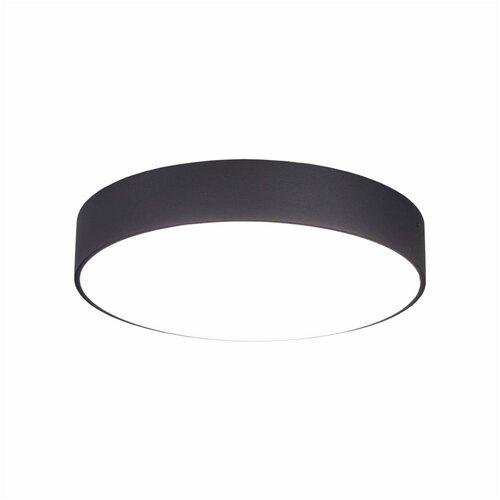 Светильник светодиодный Citilux Тао CL712242N Черный светильник citilux потолочный светодиодный тао cl712x121n