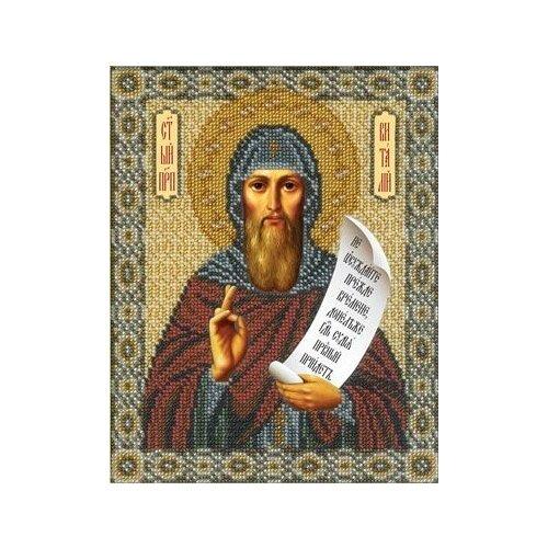 Набор Святой Виталий 18х22,5 Русская искусница 379 18х22,5 Русская Искусница 379)