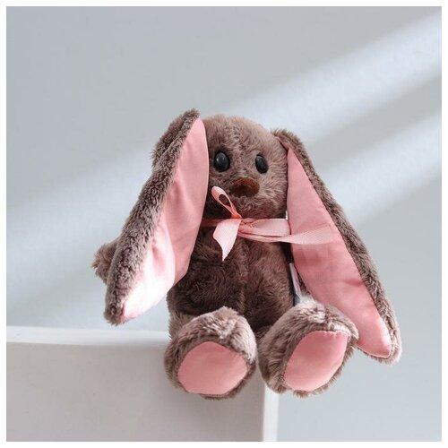 Зайки Li&Lu Мягкая игрушка брелок «Малышка Li», зайка