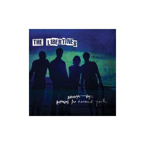 Компакт-диски, Virgin EMI Records, THE LIBERTINES - Anthems For Doomed Youth (CD)