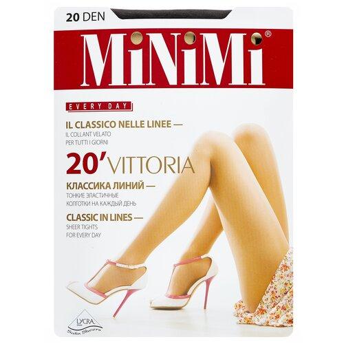 Фото - Колготки MiNiMi Vittoria, 20 den, размер 4-L, fumo (серый) колготки minimi vittoria 20 den размер 4 l fumo серый
