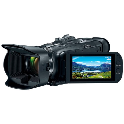 Фото - Видеокамера Canon LEGRIA HF G50 черный видеокамера