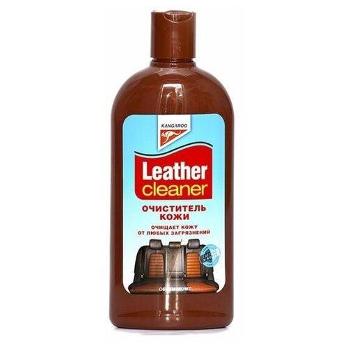 Kangaroo Очиститель кожи Kangaroo Leather Cleaner, 300мл (250812)